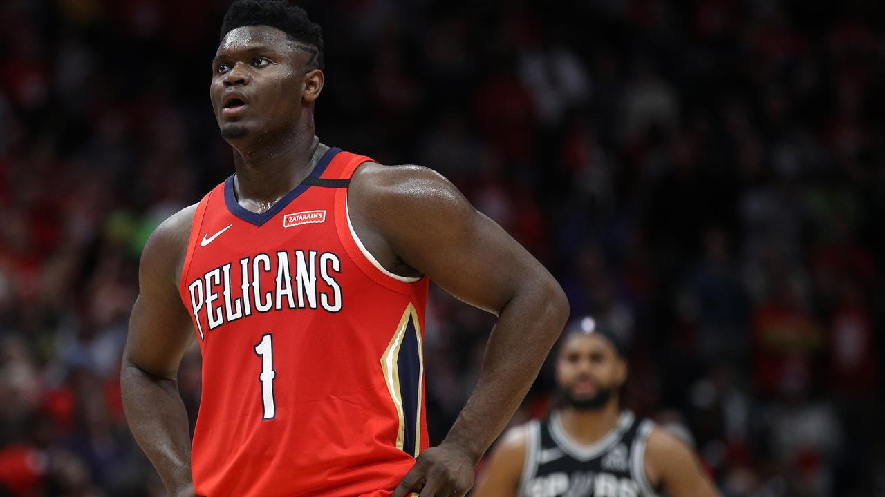Zion Williamson made an immediate impact in his NBA debut.
