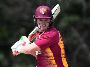 Queensland 2nd XI enjoy big week