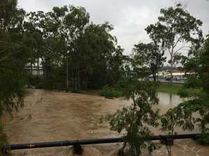 BIG WET: 70mm in three hours, BoM issues warning