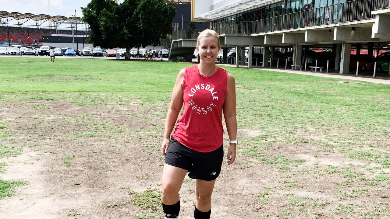 KICKING ON: After going through the eight-week Kick On For Women soccer clinic in 2019, Tina Schilling, 41, is now hoping to join a Lismore-based club and develop her skills during 2020.