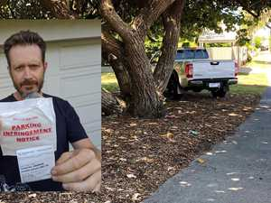 'Ridiculous' $667 parking fines put to a vote