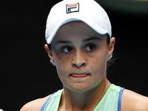 Words that made Ash Barty 'tear up'