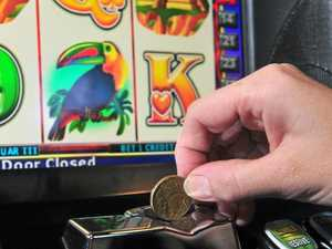 Find out how much money is pouring through our pokies