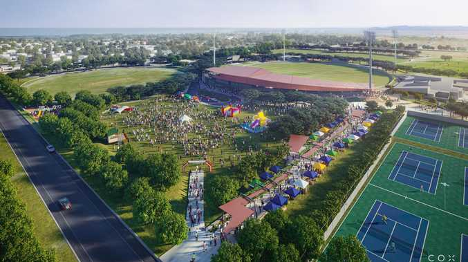First look at premiere Great Barrier Reef Arena vision