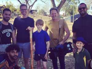 Burnett school kids host national TV show