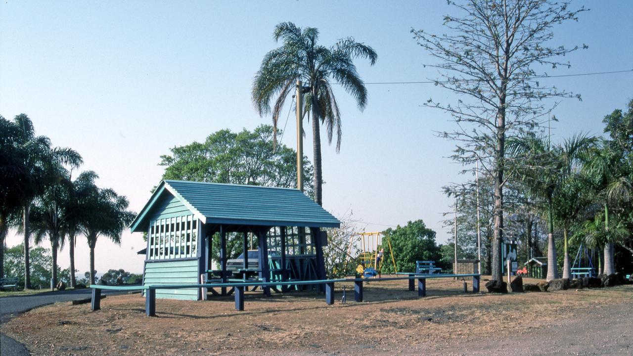 Lions Park, Burnett St, Buderim, ca 2001.