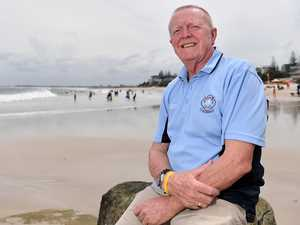 Surf lifesaving is in his blood, says OAM recipient