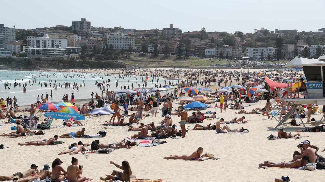 Despite its pristine beaches and many tourist attractions, Sydney was voted Australia's eighth-worst town. Picture: Rohan Kelly