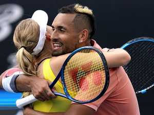 Groth: 'Real' Kyrgios was hiding in plain sight