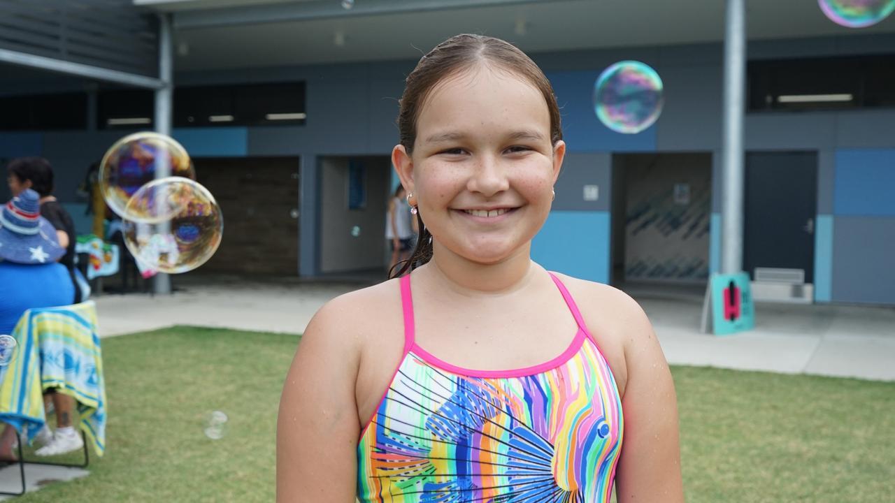 Alexis Jackson, 11.