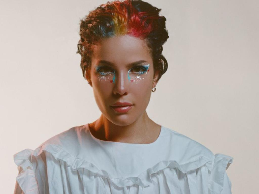 Singer Halsey. Picture: Universal Music.