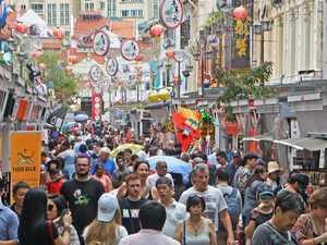 Singapore slings a few memories
