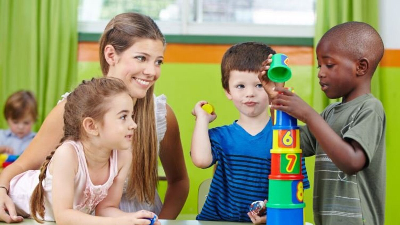 MP Shayne Neumann has slammed the rising costs of Child care.