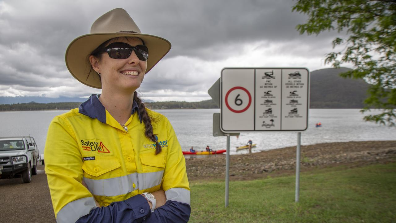 Seqwater Principal Compliance Officer Amber Blake