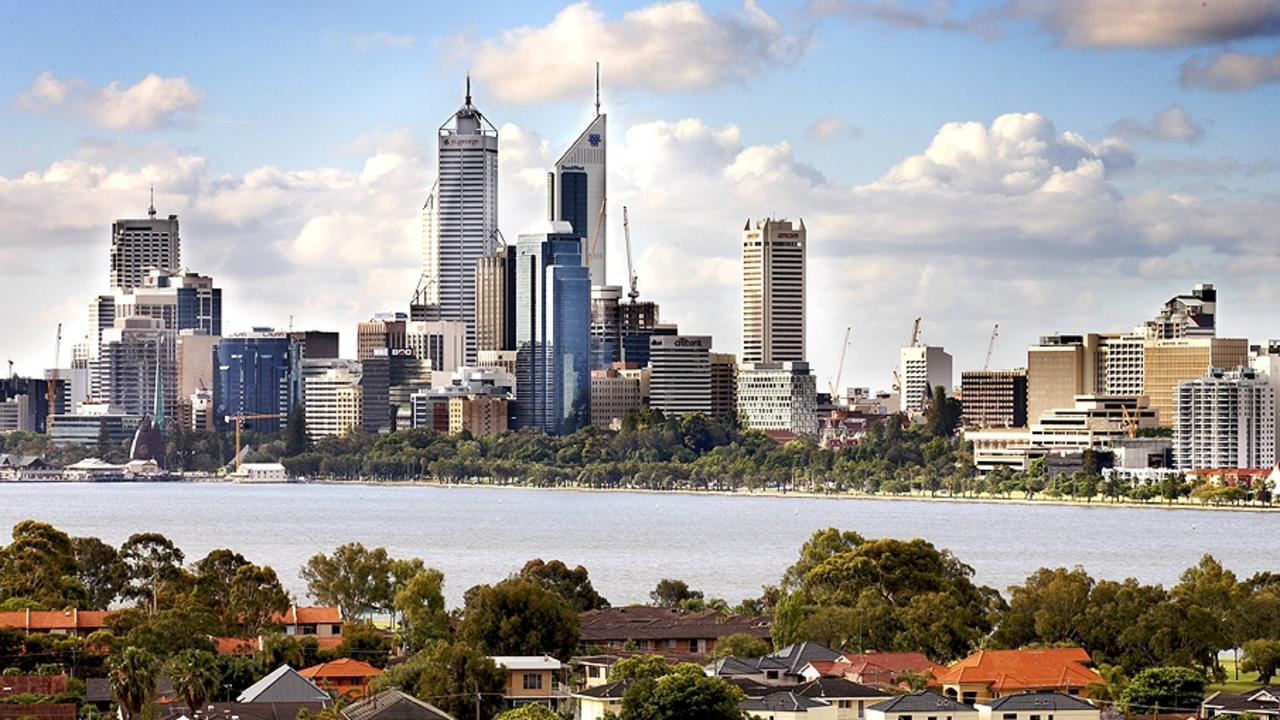 Perth was one of five of Australia's capital cities that made the cut.