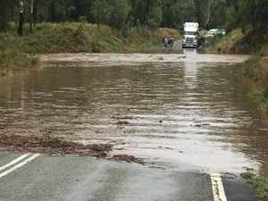 Parts of CQ welcome more than 100mm of rain