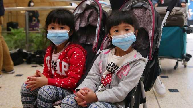 Sydney child rushed to ER over coronavirus
