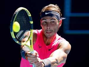 Nadal admits he doesn't like Kyrgios' antics
