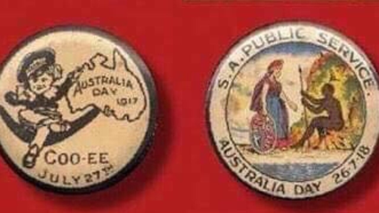 There were many different dates for Australia Day.