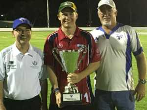 Skipper's batting brilliance sets up  Big Bash win