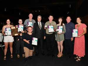 PHOTOS: Mackay's Australia Day award winners