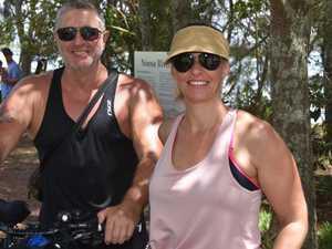 John and Maaike Peters get active on Australia