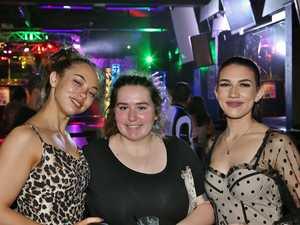 L-R Sasha Taylor, Jessica Gibso and Katie Chance at