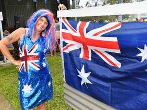 Australia Day Tiaro 2020
