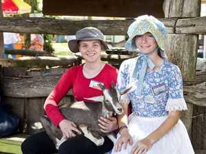 Australia Day at  Pioneer Village