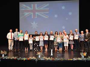Fraser Coast Australia Day Awards