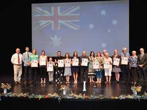Fraser Coast Australia Day Awards