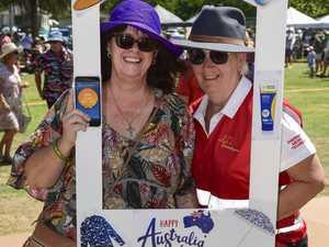 Bundy celebrates Australia Day