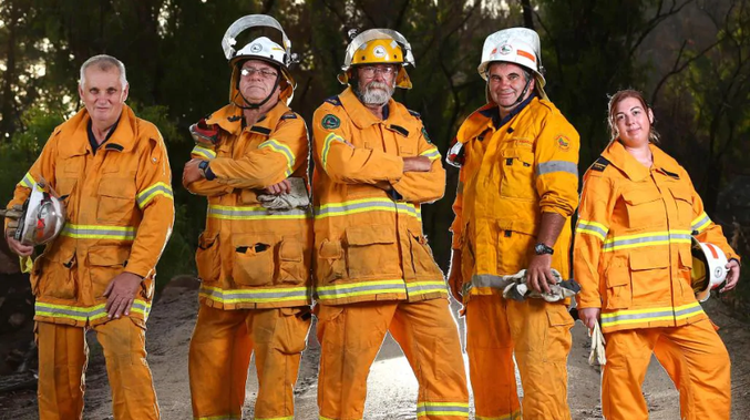 Qld bushfires: The brave men and women who defended Stanthorpe