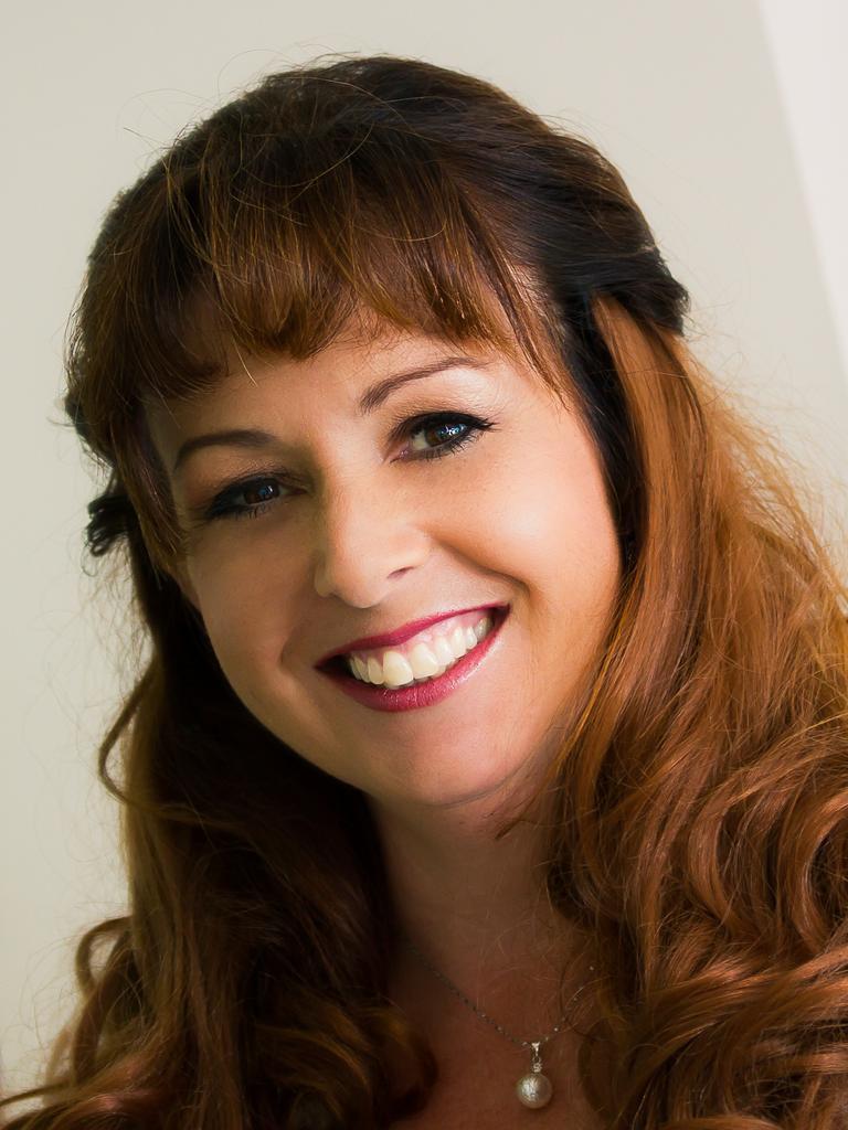 Agape outreach founder Theresa Mitchell.