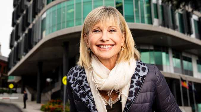 Olivia Newton-John's stunning cancer news