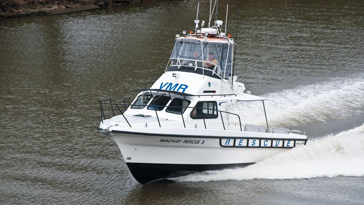 The Volunteer Marine Rescue Mackays 38