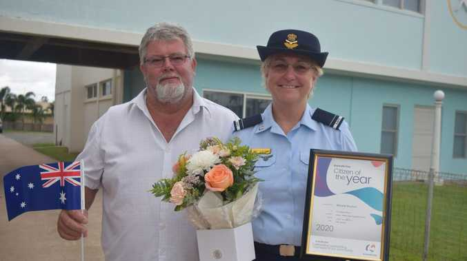 Tireless hours of volunteering honoured