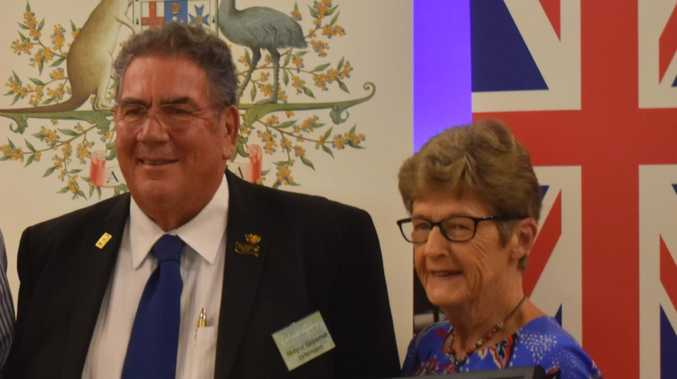 Priceless advice: Somerset's Citizen of the Year highlights the value of volunteers