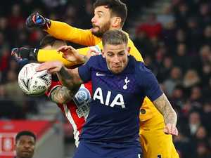Tottenham boss: 'It's a result we don't need'