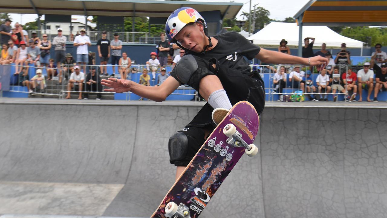 Skate Australia National Park Championship – Keegan Palmer