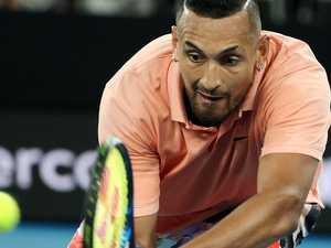 World reacts to Kyrgios' Australian Open epic