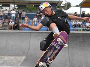 PHOTOS: Gympie hosts Olympic skating qualifiers