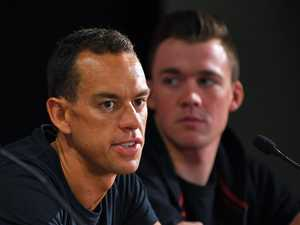 'Without Pedersen, Porte would've been f***ed'