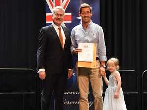 Niche sports star excited to call Australia home