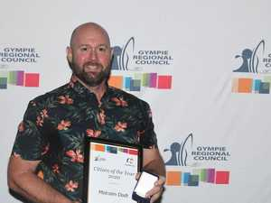 PICS: Gympie crowns 2020 Citizen of the Year at Aus Day Awards