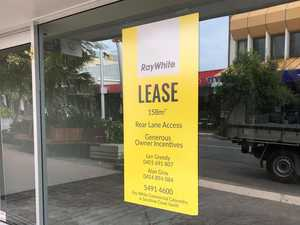 'Empty shops nothing new': High street pushes on