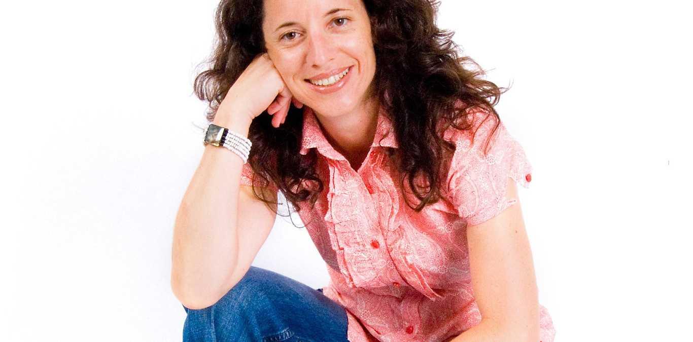 Comedian Fiona McGary.
