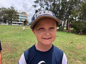 Mason Wilkins is heading back to school in 2020.