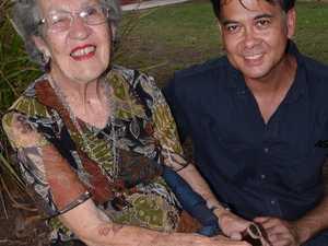 Dorothy Rosenberg and David Kingston