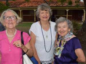 Beryl Neilson, Yvonne Llewellyn and Lorraine